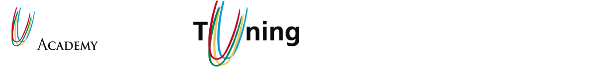 Tuning Journal for Higher Education